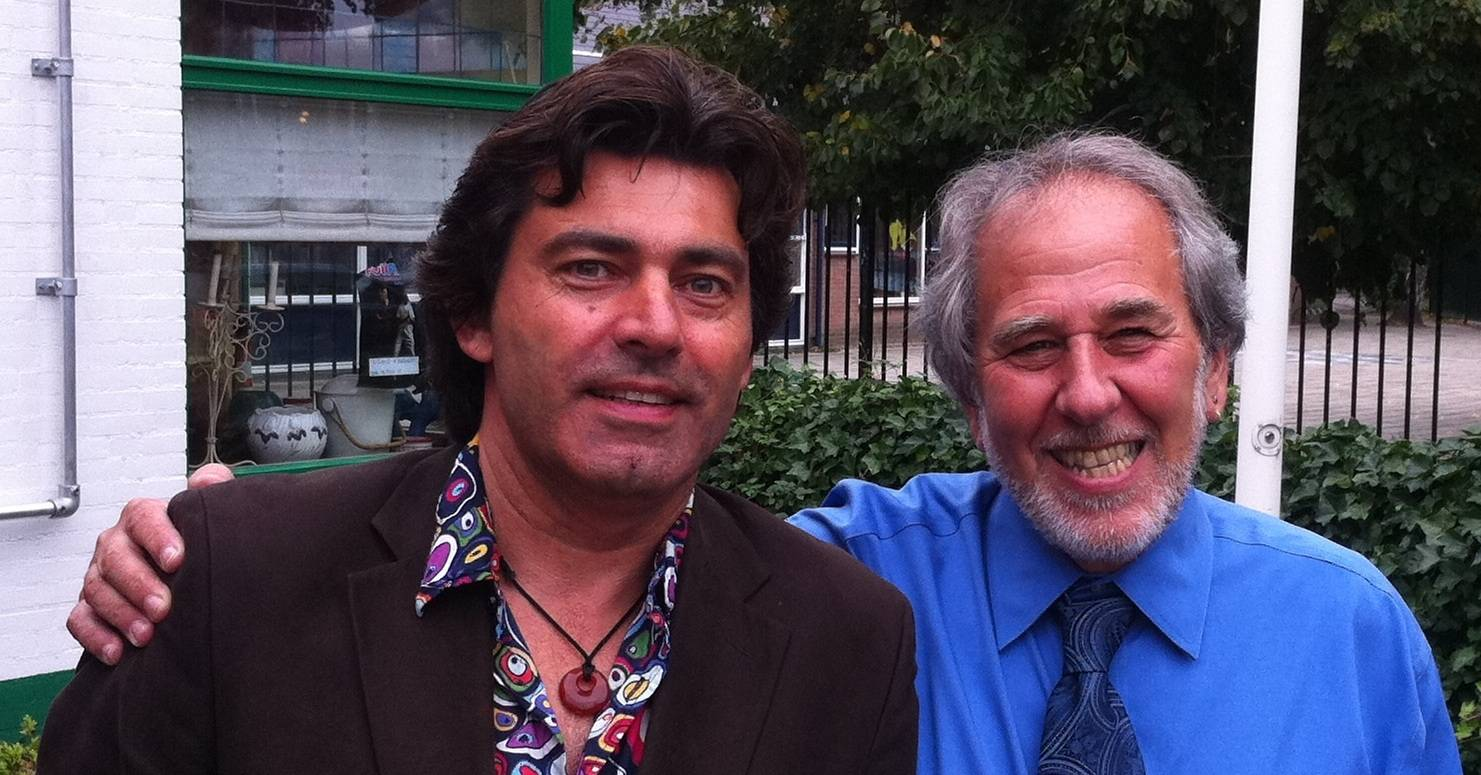Bruce Lipton in the Netherlands